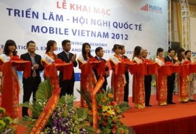Phukien24h tham gia triển lãm quốc tế Việt Nam Mobile World