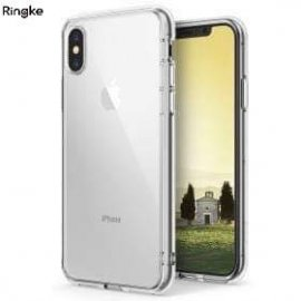 Ốp lưng Iphone X/XS Ringke Fusion chống sốc USA trong suốt