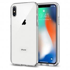 Ốp lưng Iphone XS Max Spigen chống sốc Liquid Crystal trong suốt