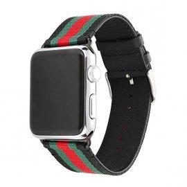 Dây Apple Watch Gucci thời trang cao cấp (44 & 42 & 38 & 40)