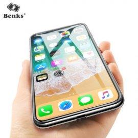 Kính cường lực Iphone XS Max Benks VPro Full màn hình chống nhìn trộm.