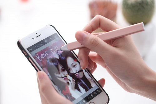Bút cảm ứng Adonit Snap 2 Bluetooth Selfie ,2