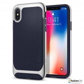 Ốp lưng Iphone X/XS Spigen Neo hybrid USA 2 lớp
