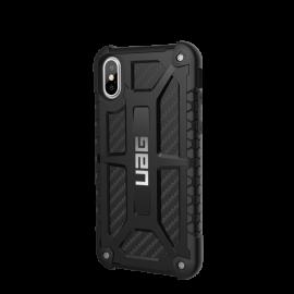 Ốp lưng Iphone X/XS UAG Monarch USA bảo vệ 5 lớp siêu chống sốc Titanium