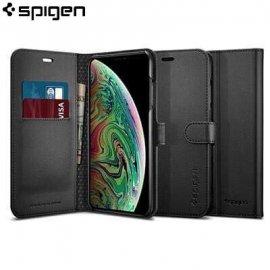 Bao da Iphone XR Spigen Wallet S USA cao cấp