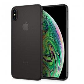 Ốp lưng Iphone XS Max Spigen Air Skin USA mỏng nhẹ nhất 0.3 mm