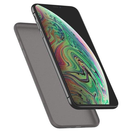 Ốp lưng Iphone XS Max Spigen Air Skin USA mỏng nhẹ nhất 0.3 mm ,2