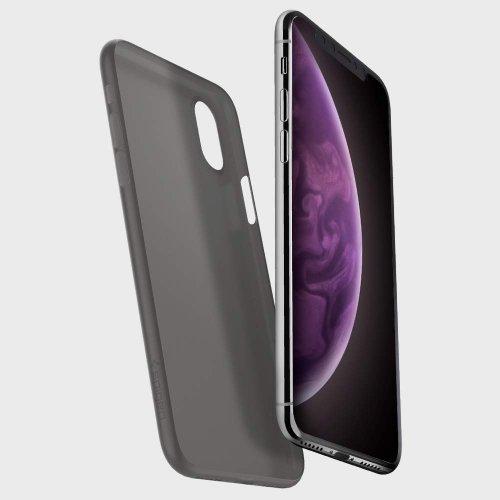 Ốp lưng Iphone XS Max Spigen Air Skin USA mỏng nhẹ nhất 0.3 mm ,3