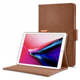 Bao da Ipad Pro 10.5 Spigen Folio USA cao cấp có quai gài bút cảm ứng