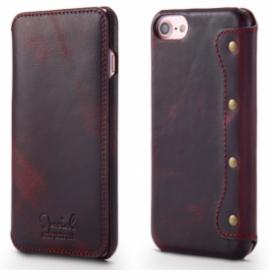 Bao da Iphone 8/IP7 Special da bò thật 100% Handmade cực đẹp siêu mỏng