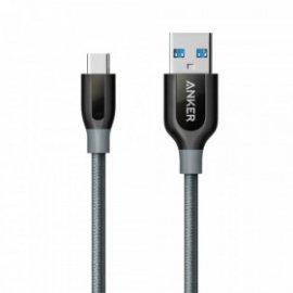 Cáp Anker Power Line+ MIcro USB – 0.9 mét bọc Nylon siêu bền