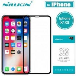 Dán kính cường lực Iphone X/XS Nillkin XD+ dùng được ốp chống sốc