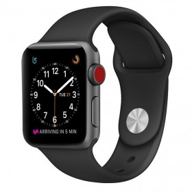 Dây Apple Watch cao su Sport Loop (44 & 40 & 38 & 42) ,1