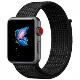 Dây Apple Watch Woven Nylon Nike+ 2018 (44 & 40 & 38 & 42)