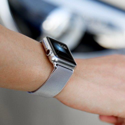 Dây đeo Apple Watch Milanese Loop (44 & 40 & 38 & 42) ,2
