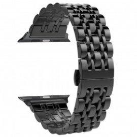 Dây đeo Apple Watch thép không gỉ hạt nhỏ ( 44&42&38&40 mm )