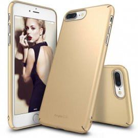Ốp lưng Iphone 8 Plus/7 Plus USA Ringke Slim 360 siêu mỏng