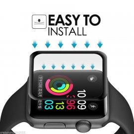 Kính Apple Watch Full Keo cao cấp (44 mm & 40 mm)