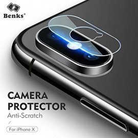 Kính cường lực camera Iphone X Benks chỉ 0.15 mm (2 tấm)
