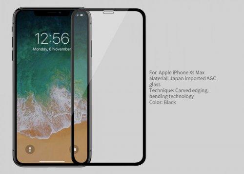 Kính cường lực Iphone XS Max Nillkin CP+ Max 3D Full màn hình ,3