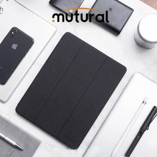 Bao da Ipad Pro 11 inch New 2018 Mutural có khay để bút cao cấp ,1