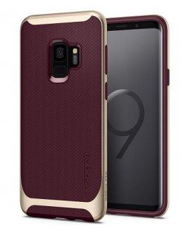 Ốp lưng Galaxy S9 Spigen Neo Hybrid 2 lớp chống sốc viền cực đẹp USA