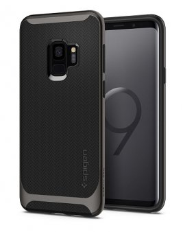 Ốp lưng Galaxy S9 Spigen Neo Hybrid chống sốc 2 lớp viền cực đẹp USA