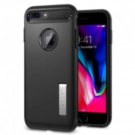 Ốp lưng Iphone 8 PLus/ 7 Plus Spigen SGP Slim Armor USA chống sốc