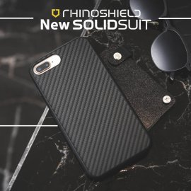 Ốp lưng Iphone 8 Plus/7 Plus RhinoShield Solid Suit cực chất