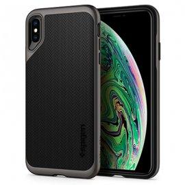 Ốp lưng Iphone XS Max Spigen Neo Hybird USA chống sốc