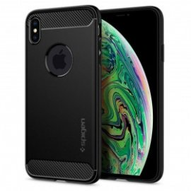 Ốp lưng Iphone XS Max Spigen Rugged Armor