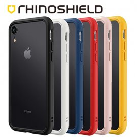 Ốp viền Iphone XR RhinoShield Crash Guard NX siêu bền USA