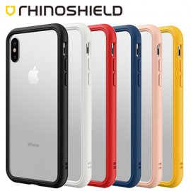 Ốp viền Iphone XS/ IPX RhinoShield Crash Guard NX siêu bền USA