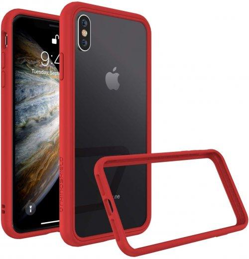 Ốp viền Iphone XS Max RhinoShield Crash Guard NX siêu bền USA ,1