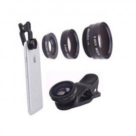 Lens chụp ảnh Baseus HD Wide 3in1 dùng cho mọi thiết bị