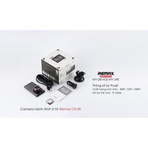 Camera Hành trình cho Oto Remax CX-05 ,1
