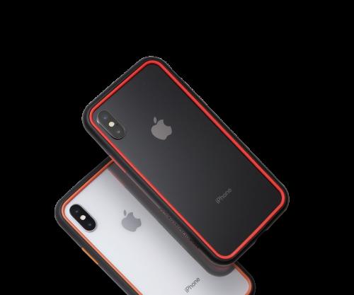 Ốp viền Iphone XS Max RhinoShield Crash Guard NX siêu bền USA ,4