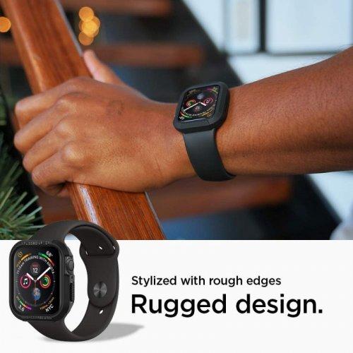 Ốp lưng Apple Watch Spigen Rugged Armor USA ( 44mm) ,5