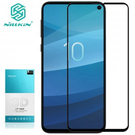 Dán Kính cường lực Samsung Galaxy S10 Plus Nillkin CP+ Max Full màn hình
