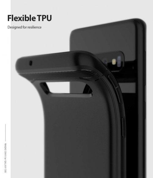 Ốp lưng  Galaxy S10 Plus  Ringke Onyx chống sốc ,2