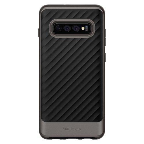 Ốp lưng Galaxy S10 Plus Spigen Neo Hybird USA chống sốc ,1