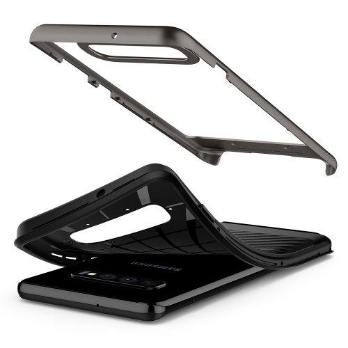 Ốp lưng Galaxy S10 Plus Spigen Neo Hybird USA chống sốc ,5
