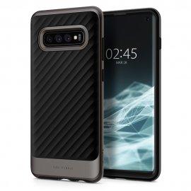 Ốp lưng Galaxy S10 Spigen Neo Hybird USA chống sốc