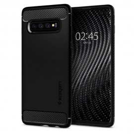Ốp lưng Galaxy S10 Plus Spigen Rugged Armor