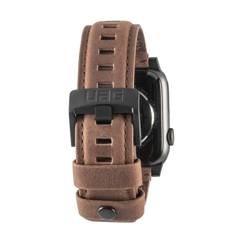 Dây đeo Apple Watch 40mm & 38mm UAG Leather USA Cao cấp ,2