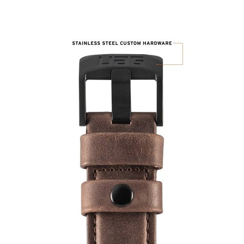 Dây đeo Apple Watch 40mm & 38mm UAG Leather USA Cao cấp ,5