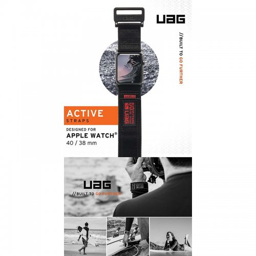 Dây đeo Apple Watch 40mm & 38mm UAG Active USA Cao cấp ,1
