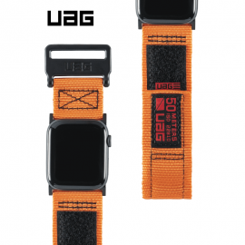 Dây đeo Apple Watch 42mm & 44mm UAG Active USA Cao cấp