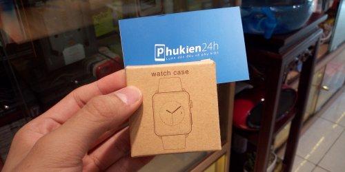 Ốp Apple Watch tráng gương 42mm ,4