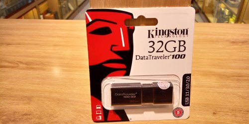 USB 3.0 Kingston 32GB ,2